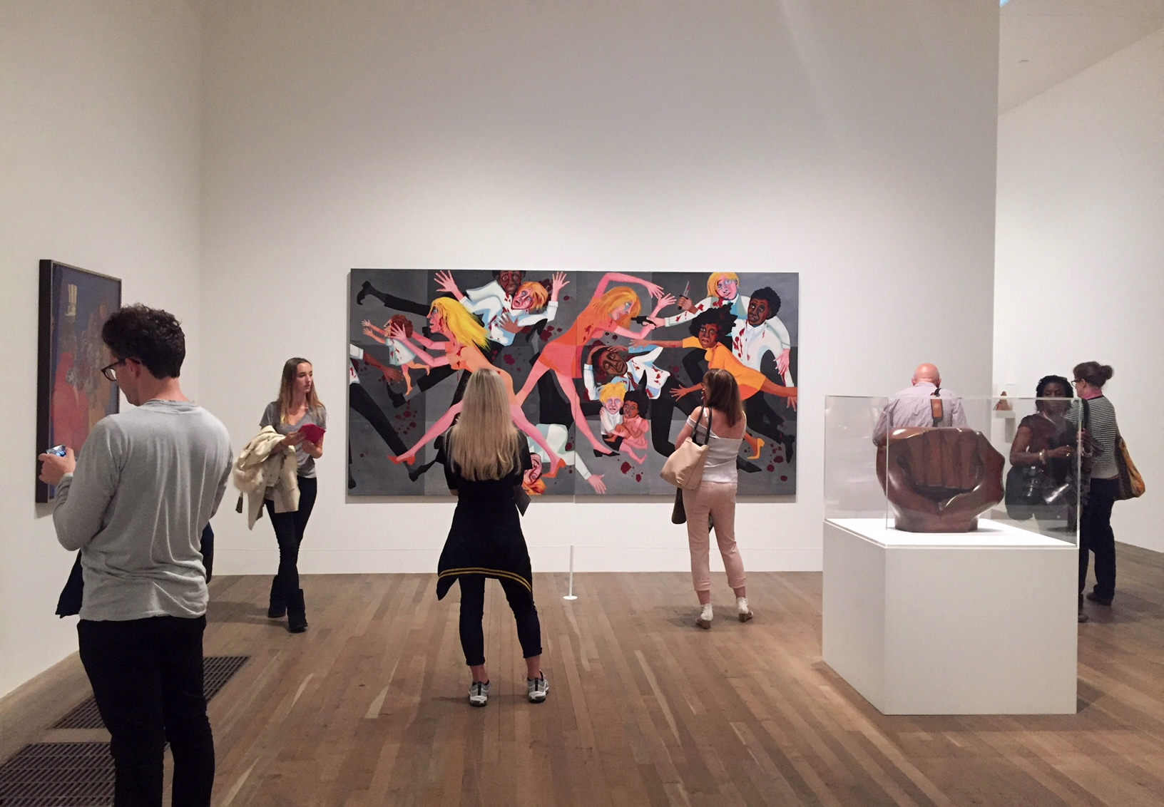 SOUL OF A NATION: ART IN THE AGE OF BLACK POWER     Art Road